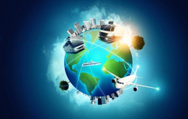 Umzug weltweit